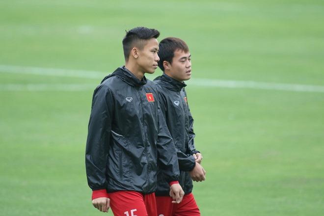 Trực tiếp ĐT Việt Nam tập đấu Malaysia: Chống bóng bổng và đá phạt cố định - 4