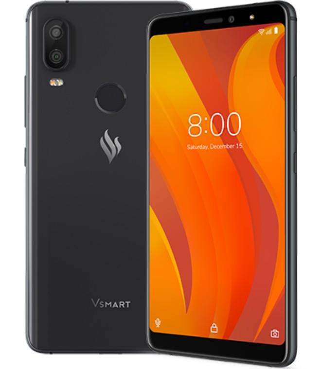 Điện thoại Vsmart xuất hiện trước giờ G lộ hình ảnh và thông số - Tin tức 24h