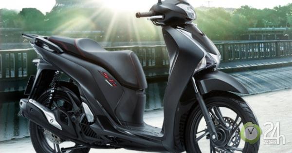 NÓNG: Vua tay ga Honda SH 125/150 ra bản 2019, giá tăng 1,5 triệu đồng