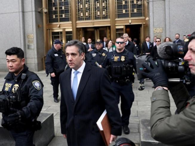 Cựu luật sư riêng vào tù, ông Trump sẽ gặp phiền toái - Tin tức 24h