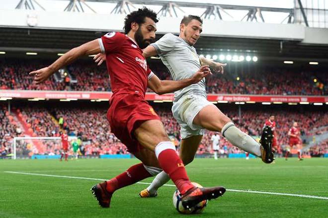 Liverpool đại chiến MU: Liệu Mourinho có đủ sức gieo sầu Klopp - Salah? - 2