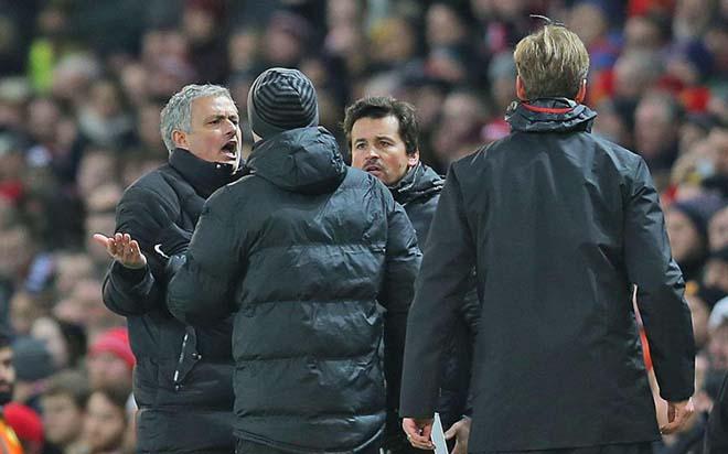 Liverpool đại chiến MU: Liệu Mourinho có đủ sức gieo sầu Klopp - Salah?