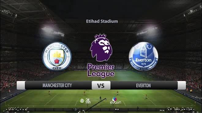 Highlight: Manchester City vs Everton