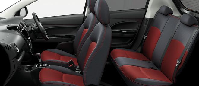 Mitsubishi ra mắt phiên bản Mirage Black Edition - 6