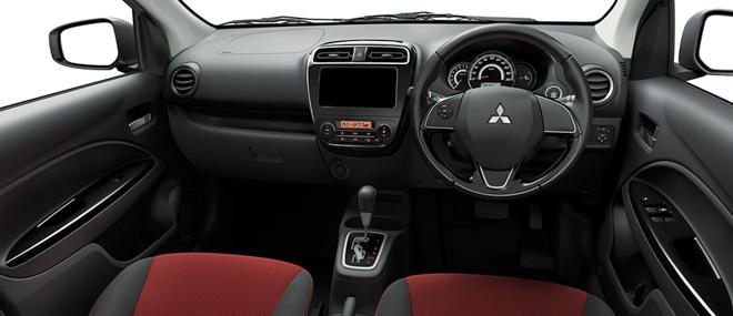 Mitsubishi ra mắt phiên bản Mirage Black Edition - 4