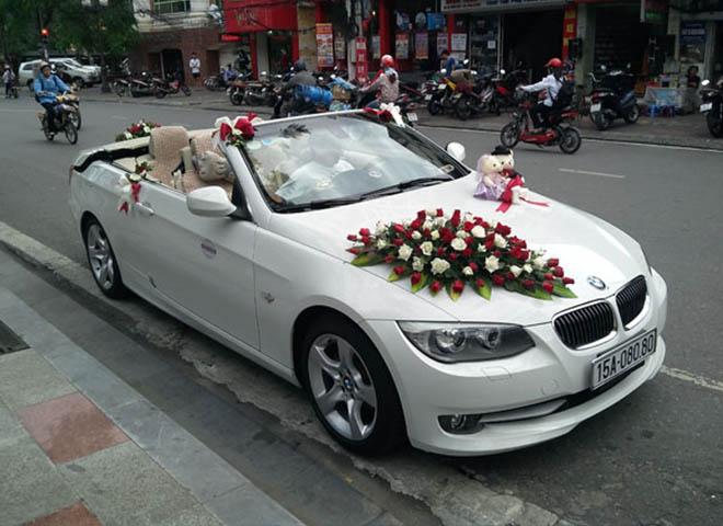 Cho thuê xe đám cưới 16 chỗ, 7 chỗ, 4 chỗ giá tốt nhất thị trường - 4
