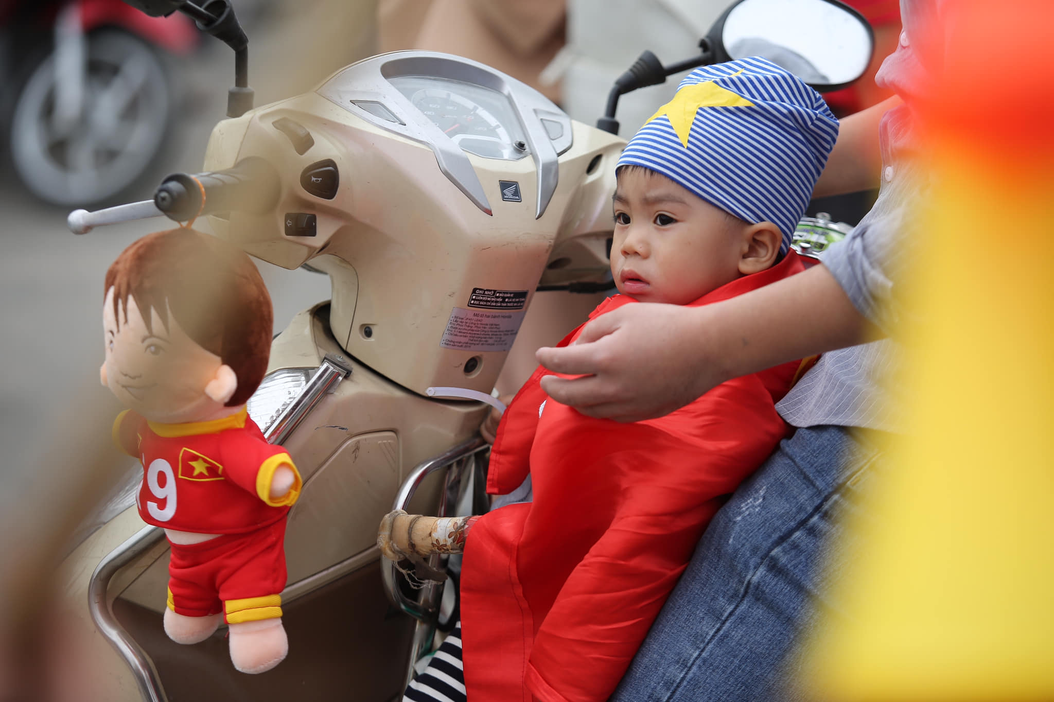Hình ảnh không thể nào quên trong ngày Việt Nam lên ngôi vô địch AFF Cup 2018 - 3