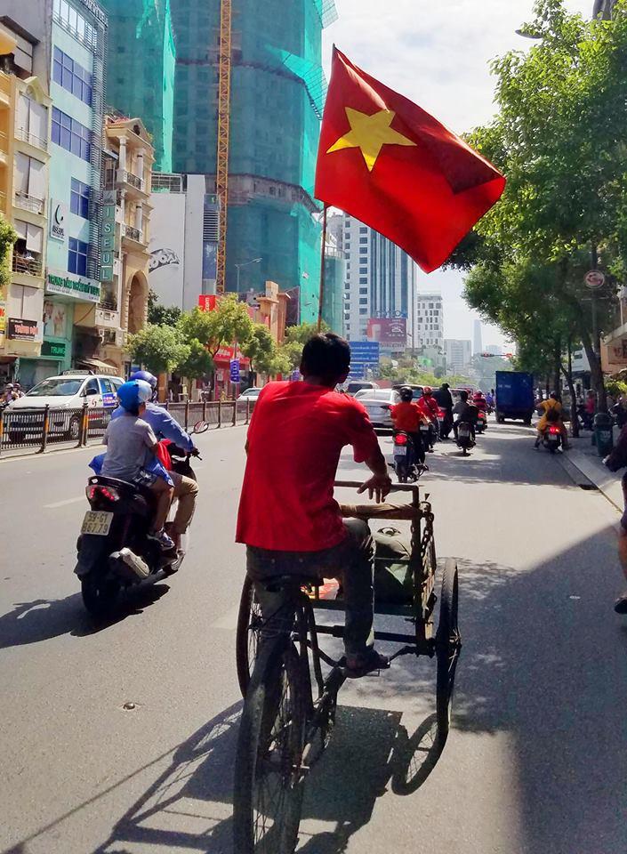 Hình ảnh không thể nào quên trong ngày Việt Nam lên ngôi vô địch AFF Cup 2018 - 5