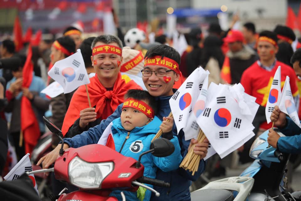 Hình ảnh không thể nào quên trong ngày Việt Nam lên ngôi vô địch AFF Cup 2018 - 7
