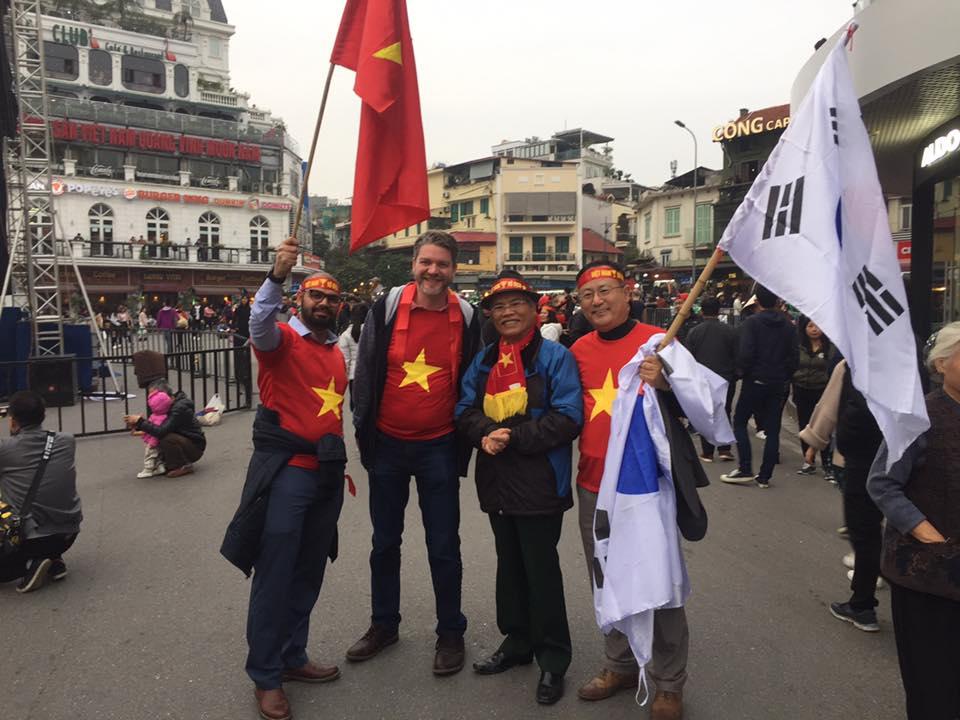 Hình ảnh không thể nào quên trong ngày Việt Nam lên ngôi vô địch AFF Cup 2018 - 9