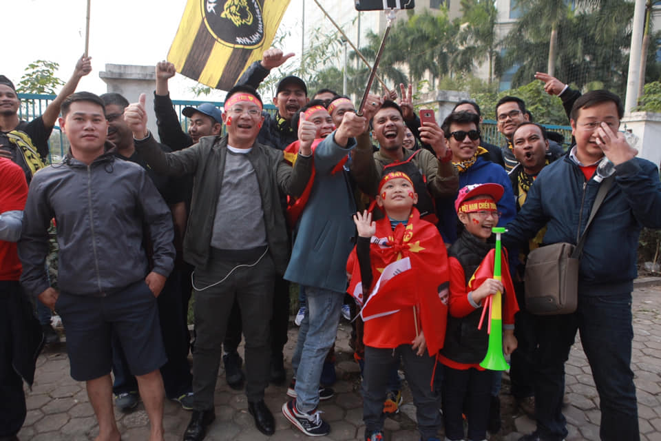 Hình ảnh không thể nào quên trong ngày Việt Nam lên ngôi vô địch AFF Cup 2018 - 10