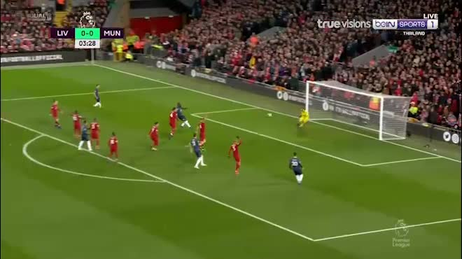 Highlight: Liverpool vs Manchester United