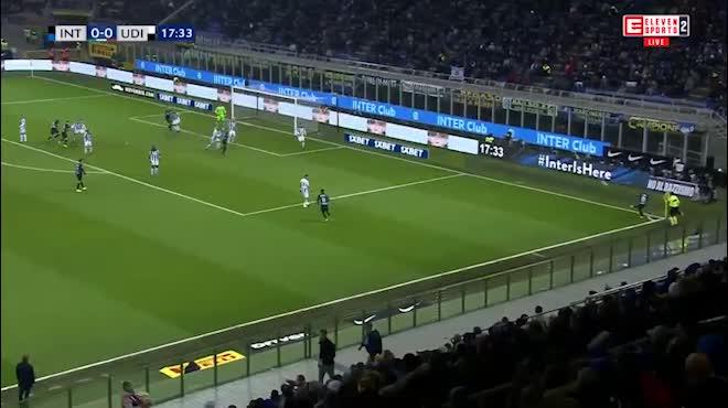 Highlight: Inter Milan vs Udinese