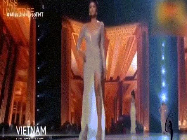 4 khoảnh khắc ấn tượng của H'Hen Niê ở chung kết Hoa hậu Hoàn vũ