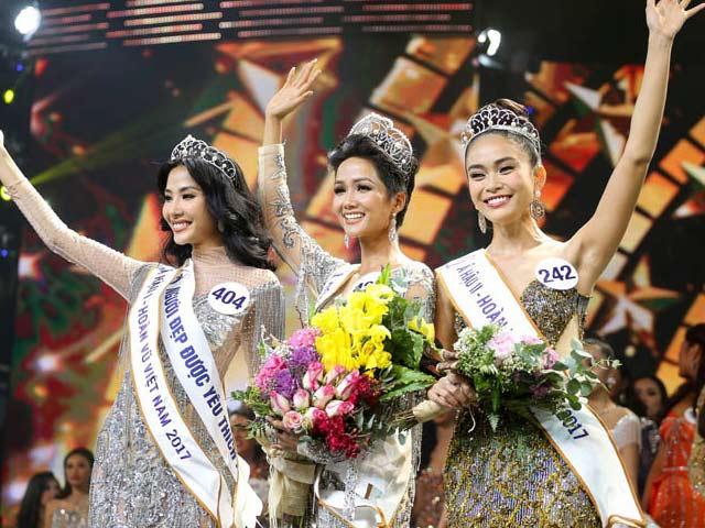 Sao Việt vỡ òa khi Việt Nam lần đầu lọt Top 5 Hoa hậu Hoàn vũ