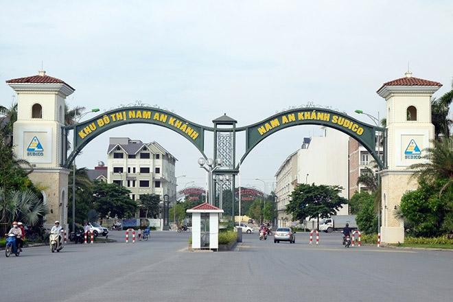 Thăng Long Capital hưởng lợi kép từ khu đô thị Nam An Khánh và đại đô thị Vincity Sportia - 1