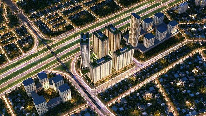 Thăng Long Capital hưởng lợi kép từ khu đô thị Nam An Khánh và đại đô thị Vincity Sportia - 2