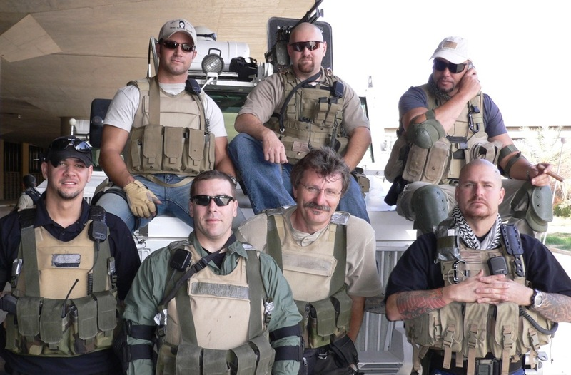 Giáo sư Thụy Điển dùng lính đánh thuê giải cứu học trò bị IS vây ở Iraq - 1