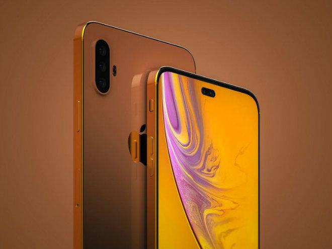 """iPhone XI và XI Plus đẹp hoàn hảo, fan """"Táo khuyết"""" đứng ngồi không yên - 4"""