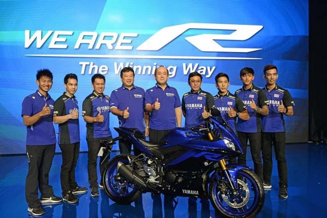 Yamaha bổ sung thêm biến thể YZF-R25 ABS, giá tăng 6 triệu đồng - 1