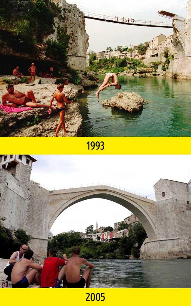 Nhìn những bức ảnh này mới thấy thế giới đã thay đổi quá nhiều suốt 100 năm qua - 4