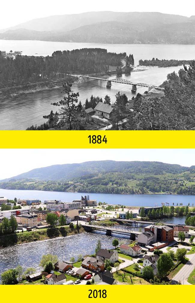 Nhìn những bức ảnh này mới thấy thế giới đã thay đổi quá nhiều suốt 100 năm qua - 7