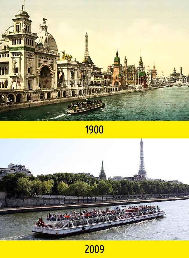 Nhìn những bức ảnh này mới thấy thế giới đã thay đổi quá nhiều suốt 100 năm qua - 9