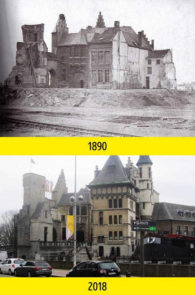 Nhìn những bức ảnh này mới thấy thế giới đã thay đổi quá nhiều suốt 100 năm qua - 10