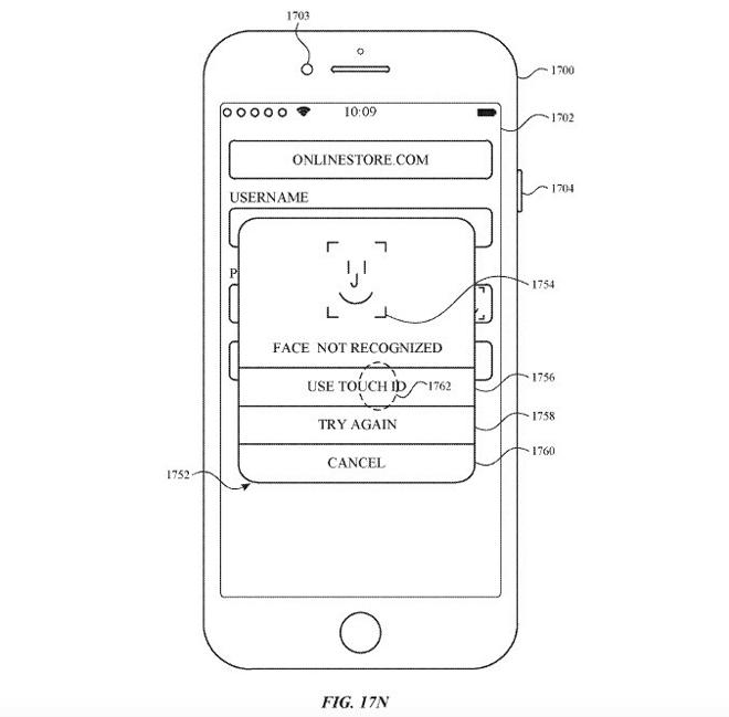 Apple sẽ tích hợp cho iPhone cả Touch ID và Face ID - 1