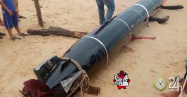 Thông tin mới nhất vụ phát hiện vật thể lạ trên biển Phú Yên