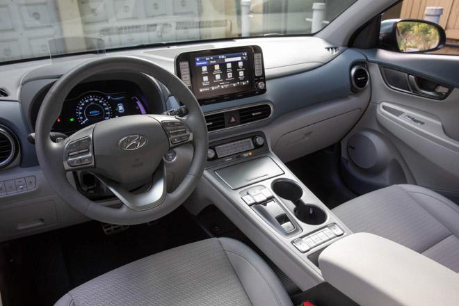 Hyundai Kona bản chạy điện sắp bán ra từ đầu năm sau, giá từ 690 triệu đồng - 8