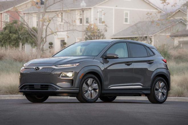 Hyundai Kona bản chạy điện sắp bán ra từ đầu năm sau, giá từ 690 triệu đồng - 4