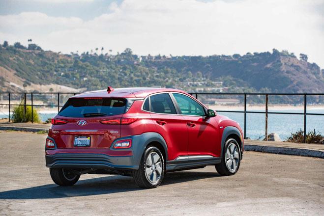 Hyundai Kona bản chạy điện sắp bán ra từ đầu năm sau, giá từ 690 triệu đồng - 3