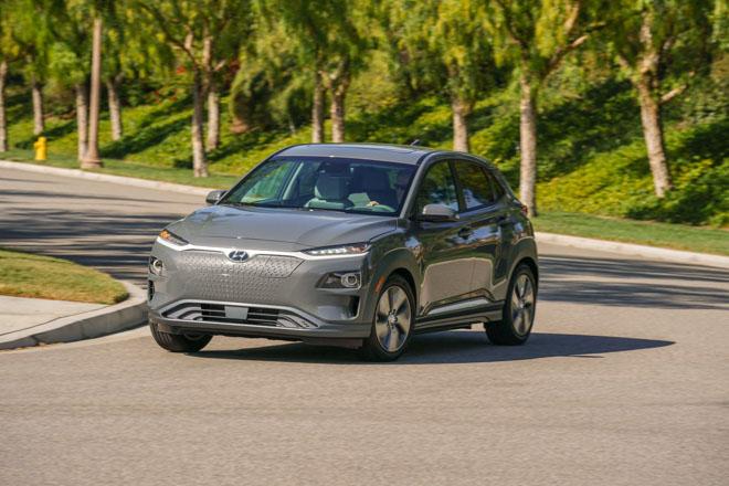 Hyundai Kona bản chạy điện sắp bán ra từ đầu năm sau, giá từ 690 triệu đồng - 6