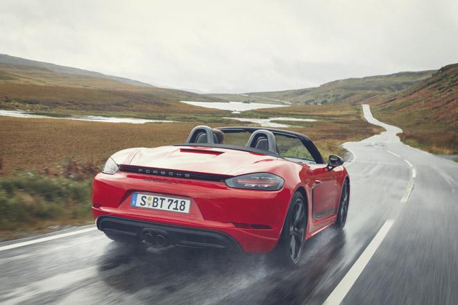 Porsche giới thiệu phiên bản thể thao giá rẻ 718T Cayman và 718T Boxster - 11