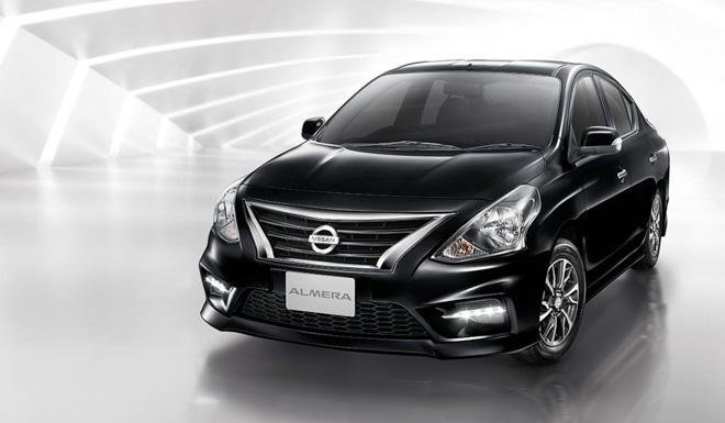 Nissan Sunny bổ sung thêm phiên bản thể thao Sportech - 2