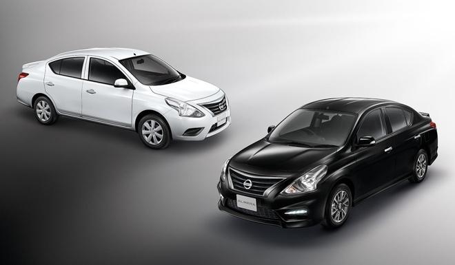 Nissan Sunny bổ sung thêm phiên bản thể thao Sportech - 1