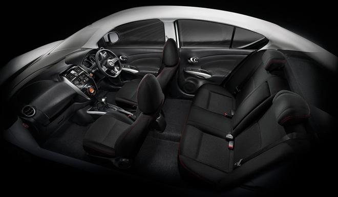 Nissan Sunny bổ sung thêm phiên bản thể thao Sportech - 4