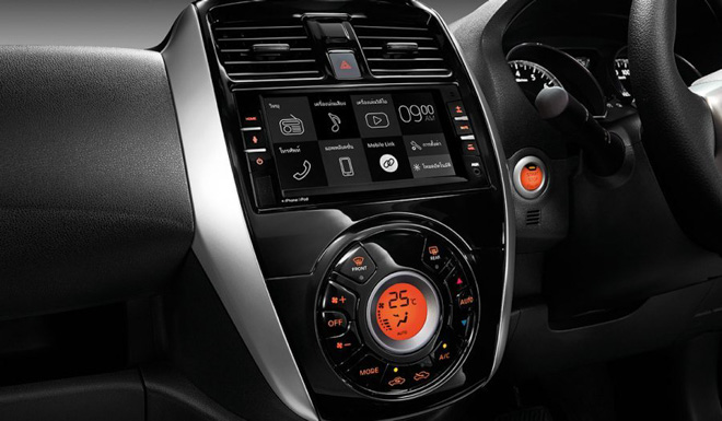 Nissan Sunny bổ sung thêm phiên bản thể thao Sportech - 6