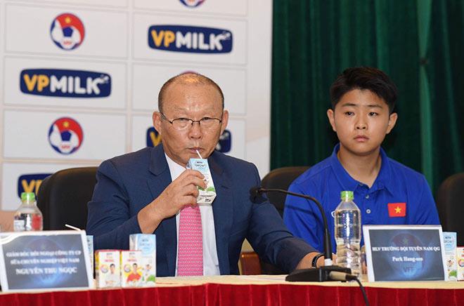 ĐT Việt Nam trên đỉnh AFF Cup: Quả ngọt từ chế độ dinh dưỡng khoa học của VPMilk - 4