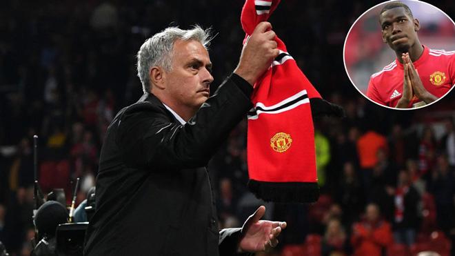 """MU sa thải Mourinho: Lần thứ bao nhiêu bị học trò """"đánh lén""""? - 1"""