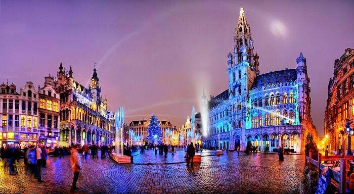 Không khí Giáng sinh nhộn nhịp khắp châu Âu khiến mọi người chỉ muốn đi chơi ngay - 4