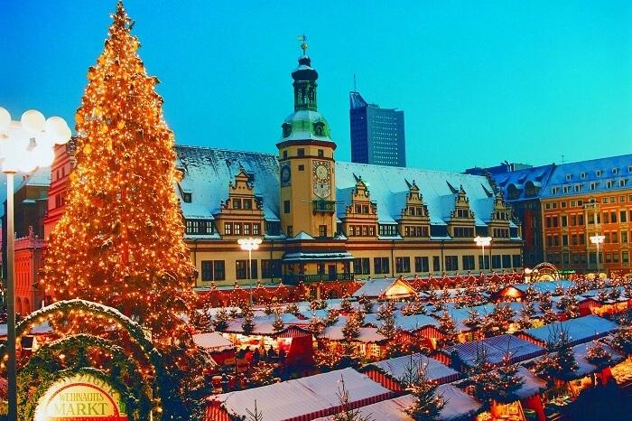 Không khí Giáng sinh nhộn nhịp khắp châu Âu khiến mọi người chỉ muốn đi chơi ngay - 9