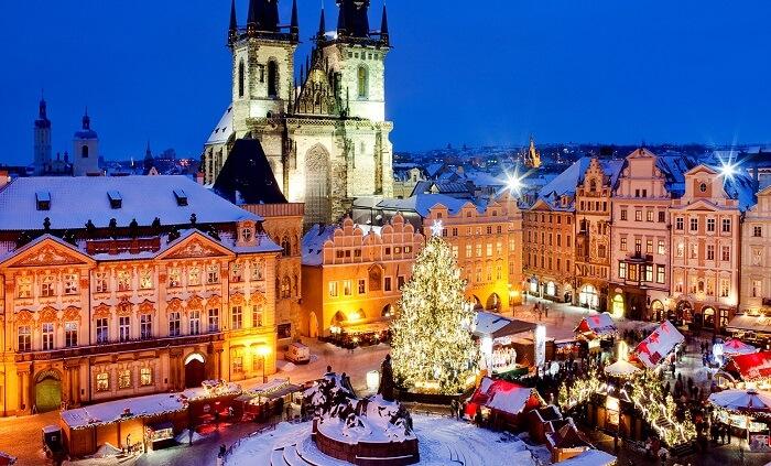 Không khí Giáng sinh nhộn nhịp khắp châu Âu khiến mọi người chỉ muốn đi chơi ngay - 15