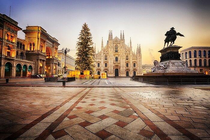 Không khí Giáng sinh nhộn nhịp khắp châu Âu khiến mọi người chỉ muốn đi chơi ngay - 14