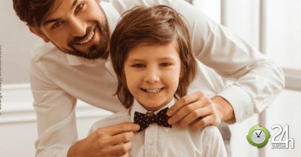 8 bài học chỉ có các ông bố mới dạy được con trai mình