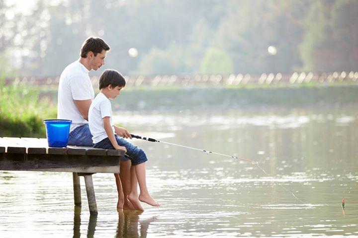 8 bài học chỉ có các ông bố mới dạy được con trai mình - 3