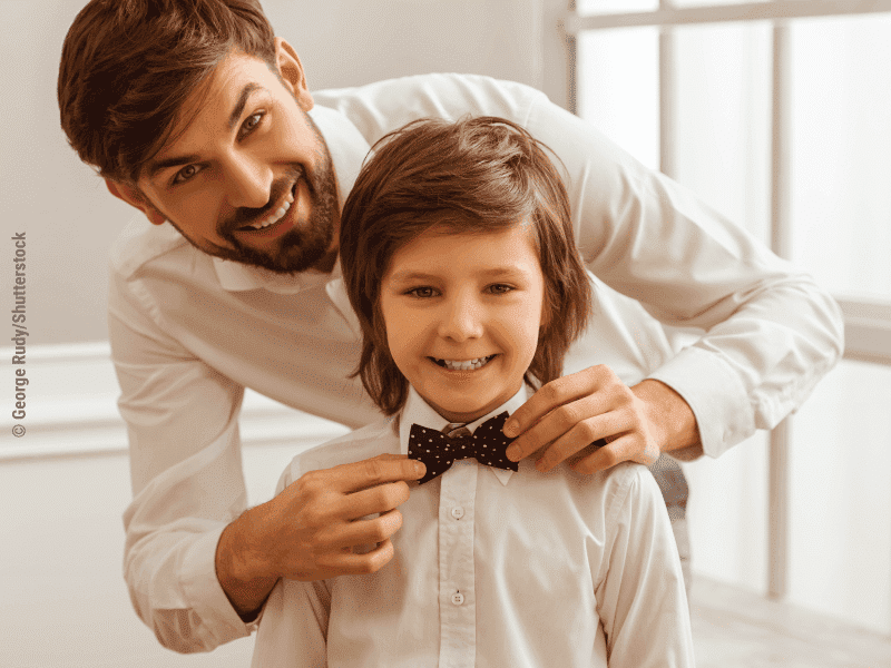 8 bài học chỉ có các ông bố mới dạy được con trai mình - 6