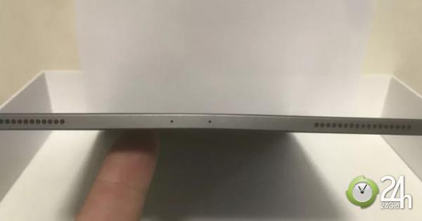 Người dùng bức xúc khi Apple chối bỏ trách nhiệm iPad Pro 2018 bị uốn cong