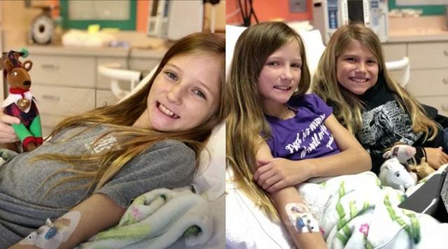 Bé gái 11 tuổi tự khỏi bệnh u não sau nhiều năm chữa trị không khỏi - 3